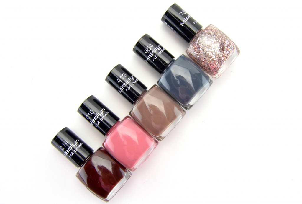 Misslyn Nail Lacquer (2)