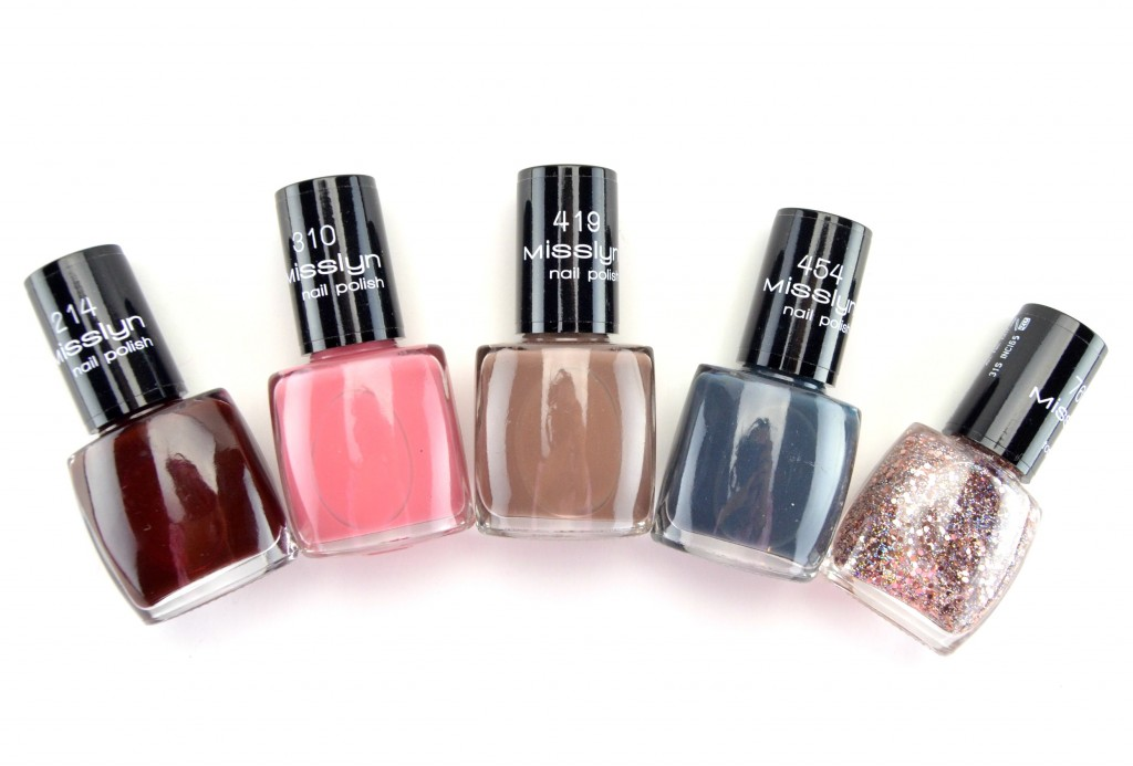 Misslyn Nail Lacquer (3)