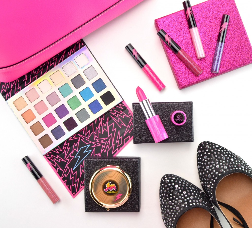 Sephora Collection Jem and The Holograms Collection Review