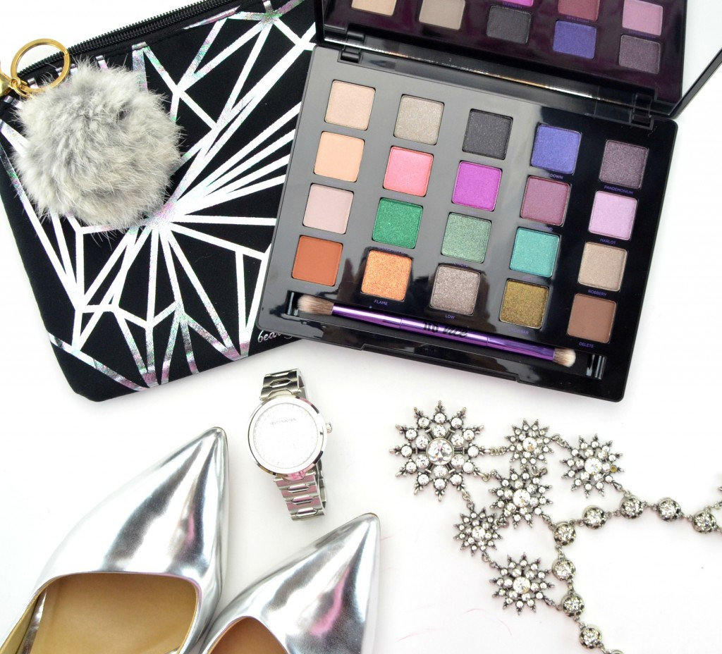 Urban Decay Vice 4 Eyeshadow Palette Review