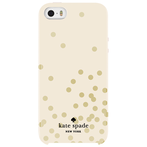 Kate Spade Confetti iPhone Fitted Hard Shell Case