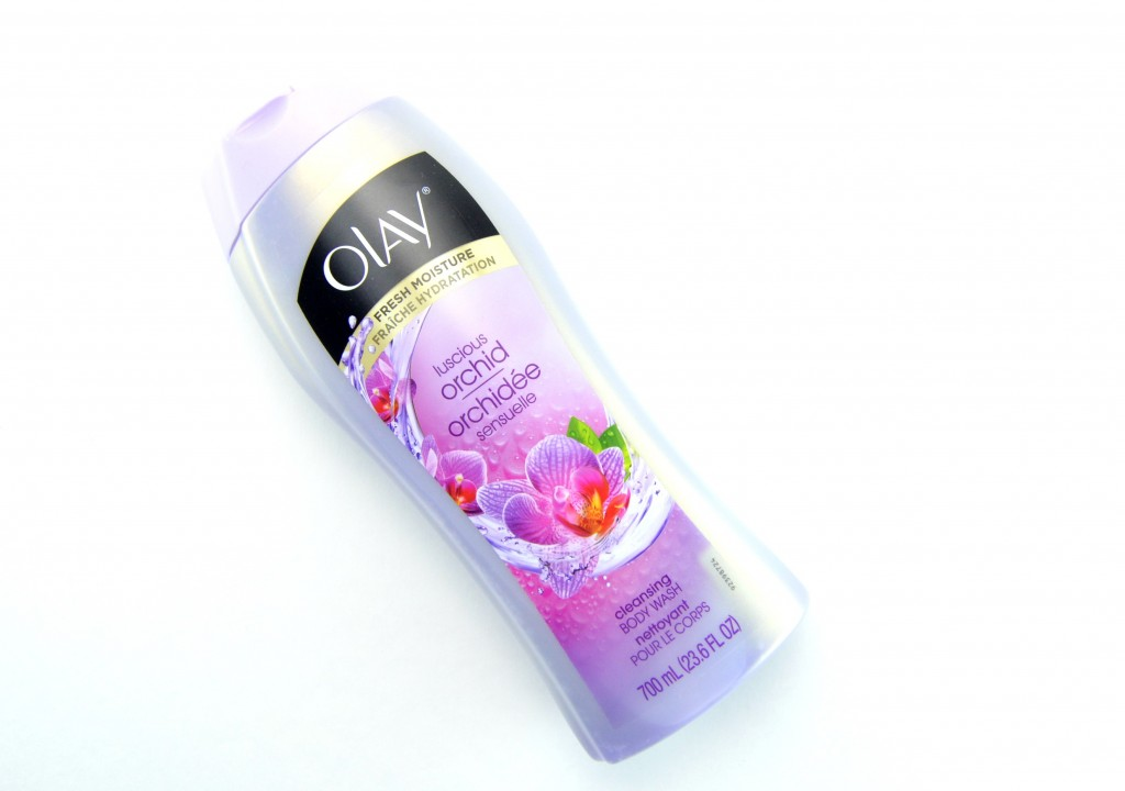Olay Luscious Embrace Cleansing Bodywash