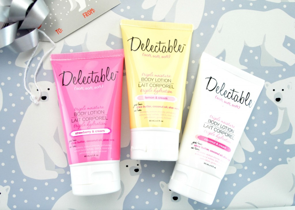 Delectable All Aglow! Gift Set