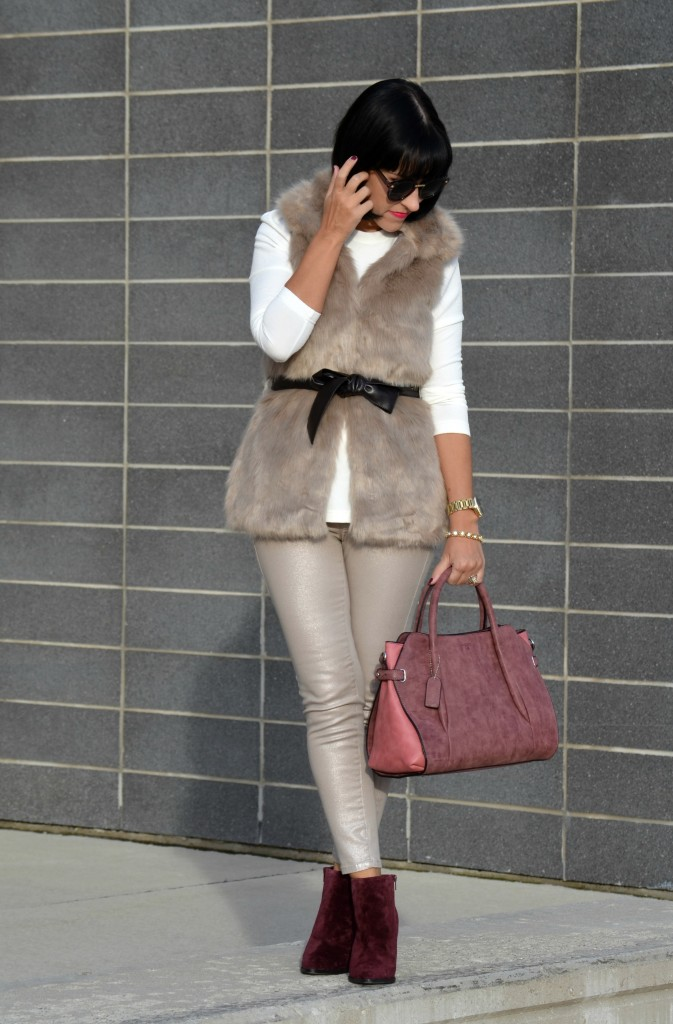 Faux Fur Vest (2)