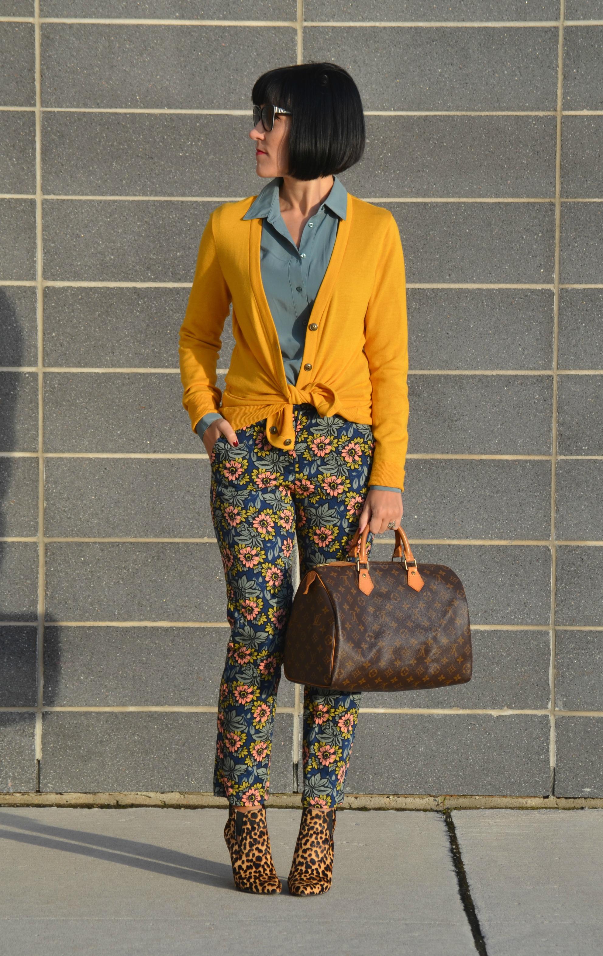 Floral Pants (1)