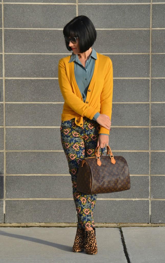 Floral Pants (3)