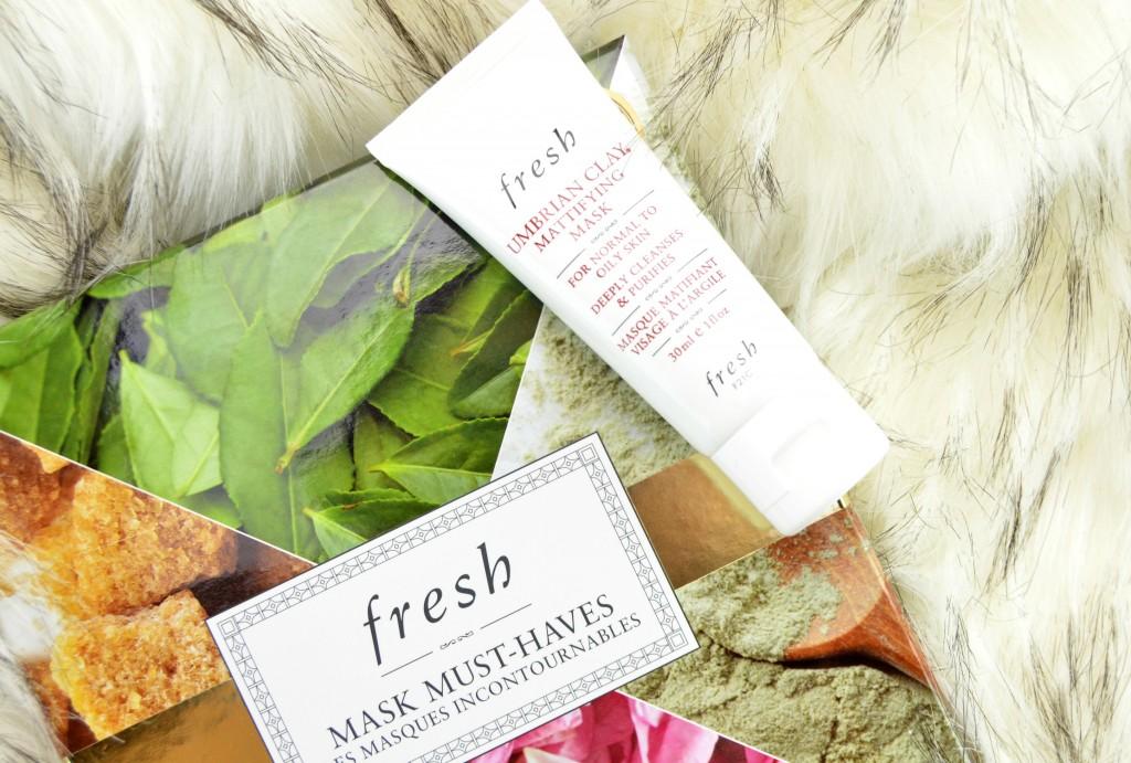 Fresh Umbrian Clay Mattifying Mask