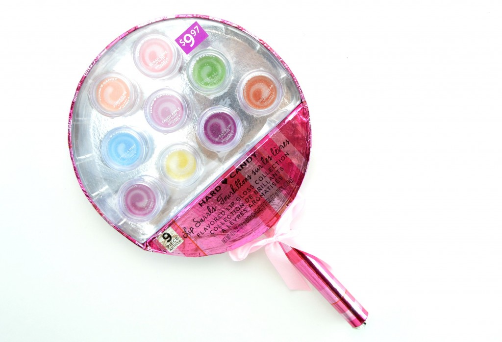 Lip Swirl Lollipop Flavoured Lip Gloss Collection