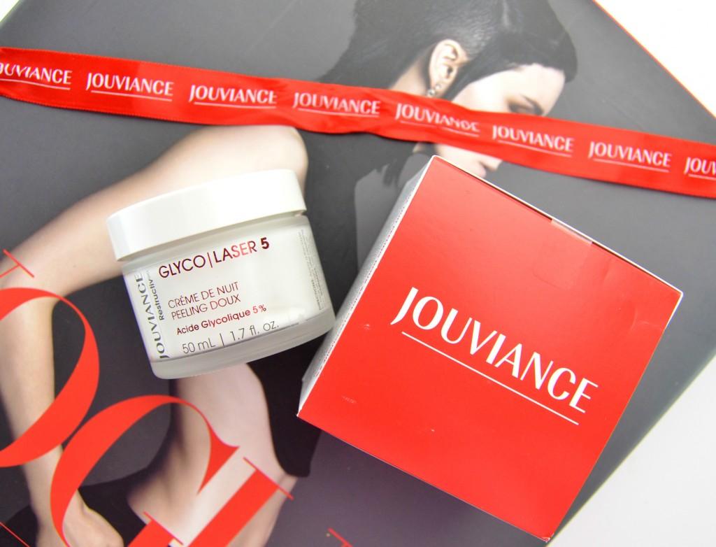 Jouviance Glyco/Laser Soft Peel Night Cream
