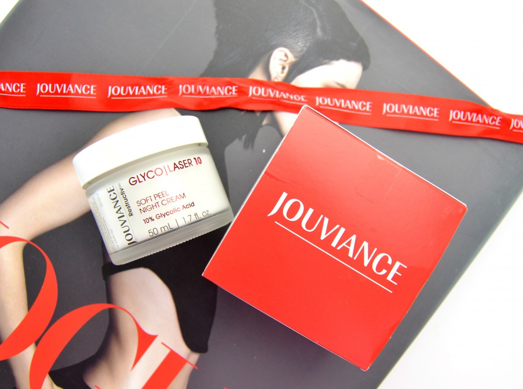 Jouviance Glyco/Laser Soft Peel Night Cream