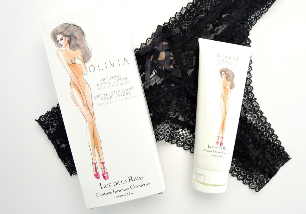 Luz de la Riva OLIVIA Kissable Arousing Nipple Cream
