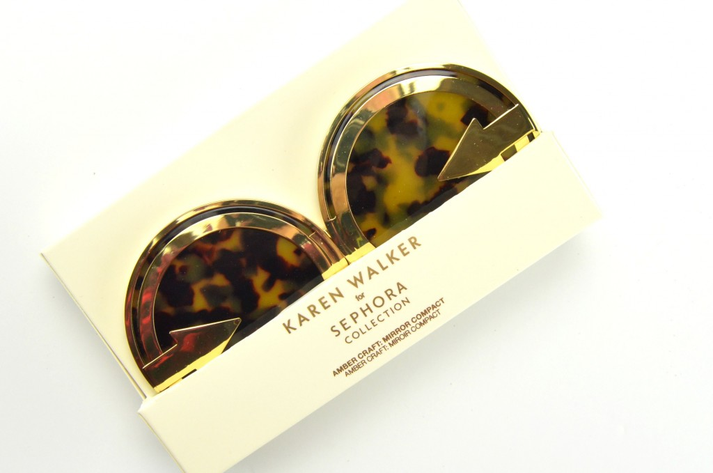 Sephora Collection Karen Walker Amber Craft Compact Mirror