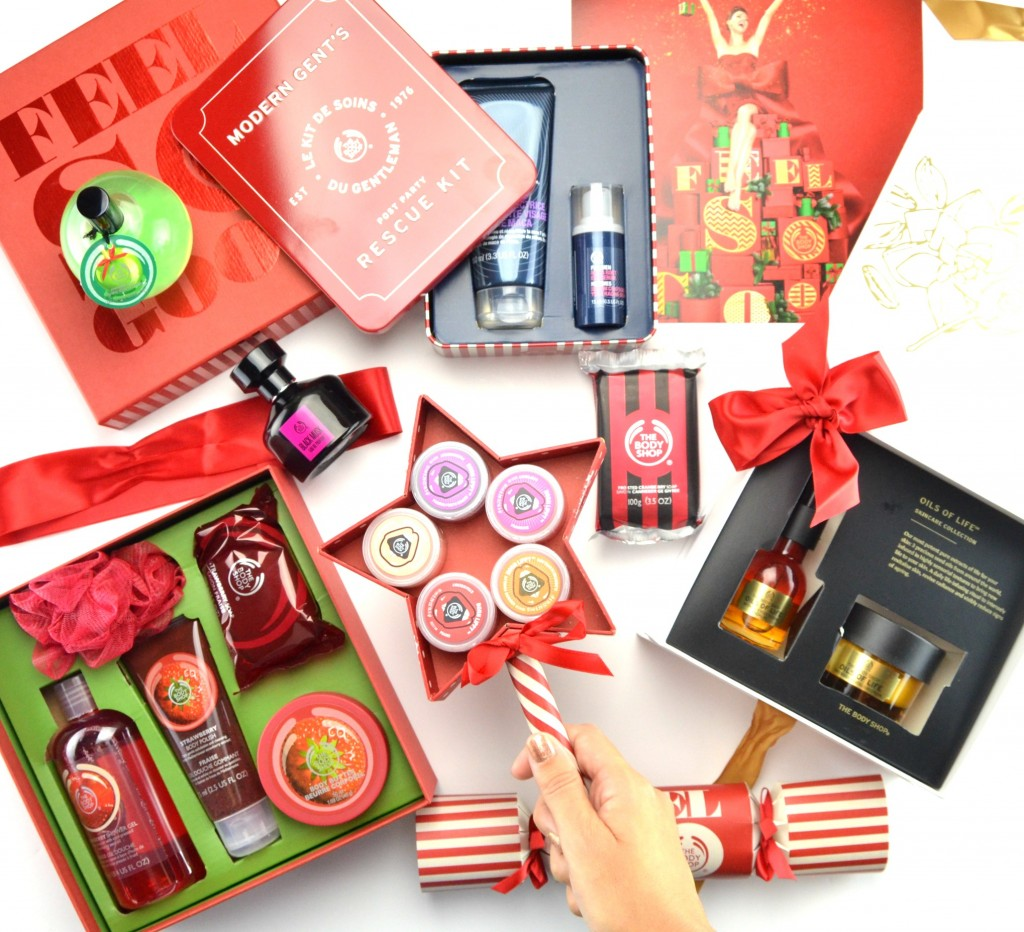 Holiday Gift Guide with The Body Shop