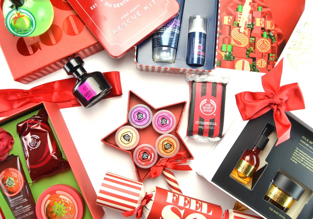 The Body Shop Holiday Gift Sets  (2)