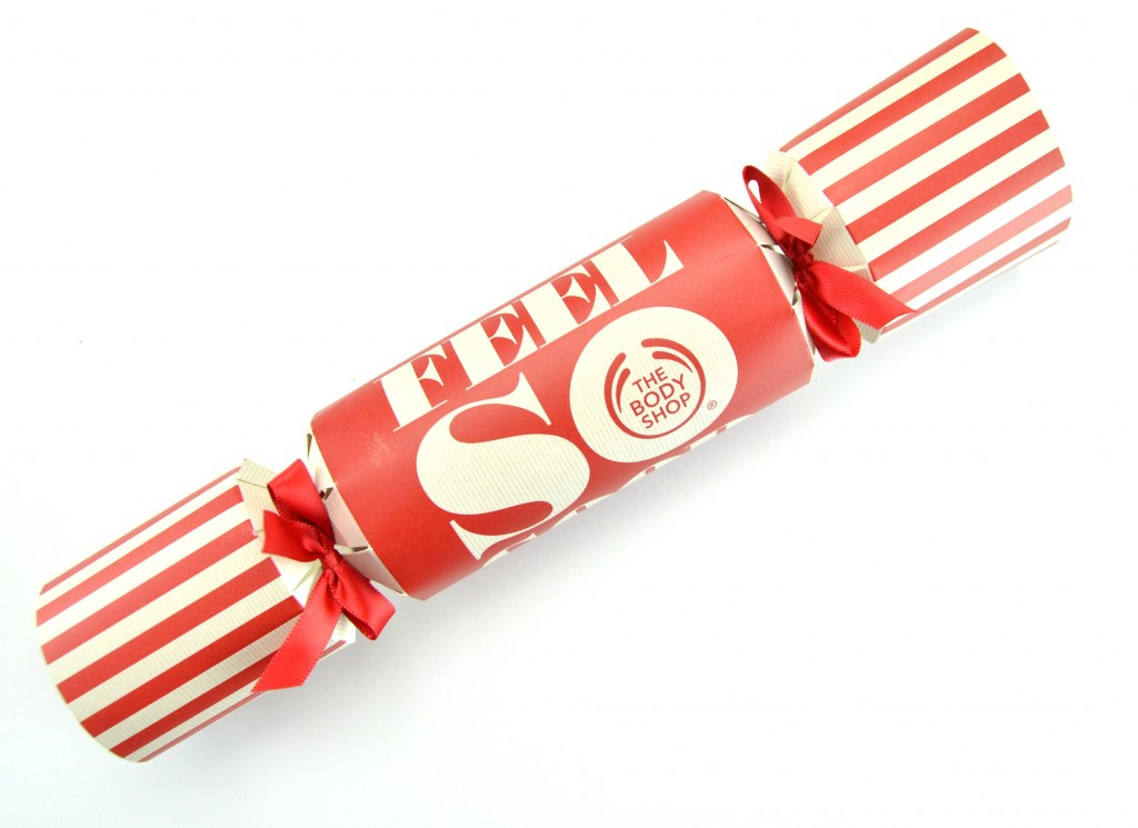 The Body Shop Festive Crackers