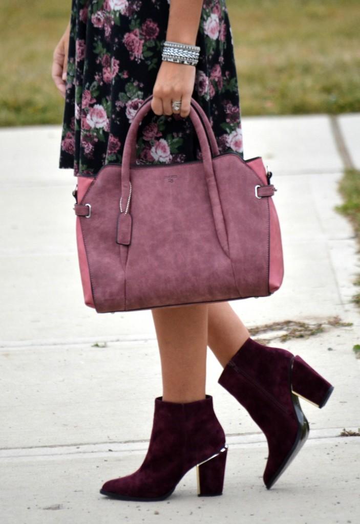 maroon booties (9)