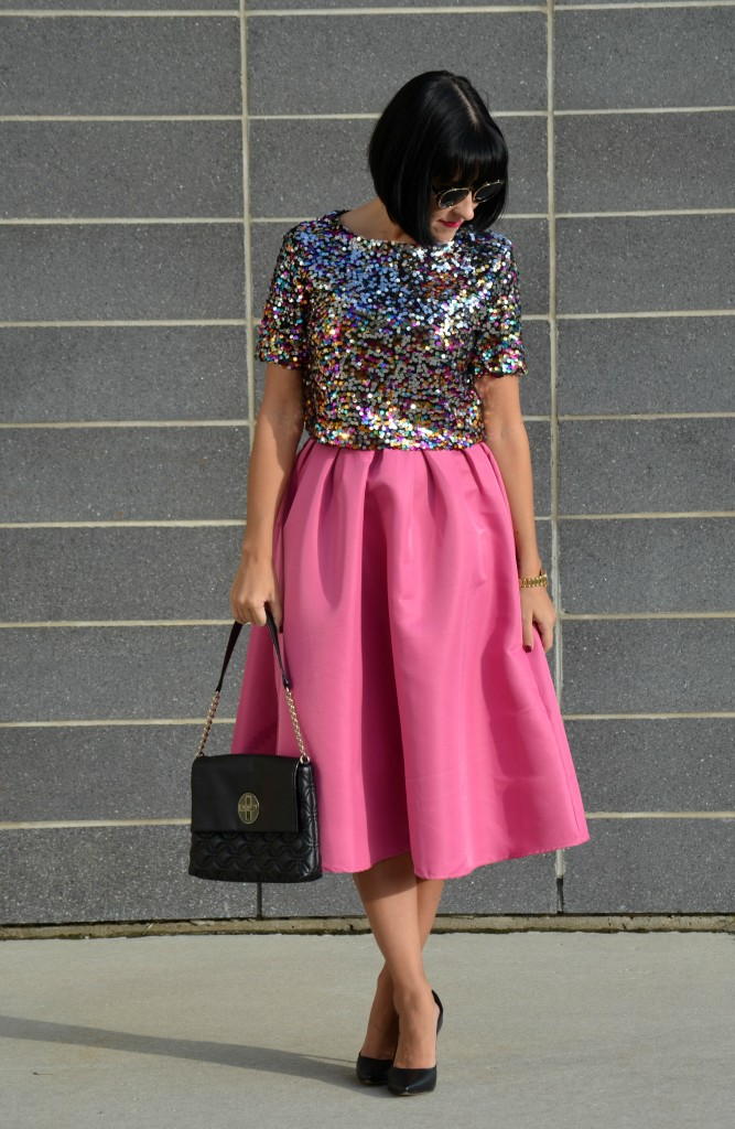 pink party skirt (4)