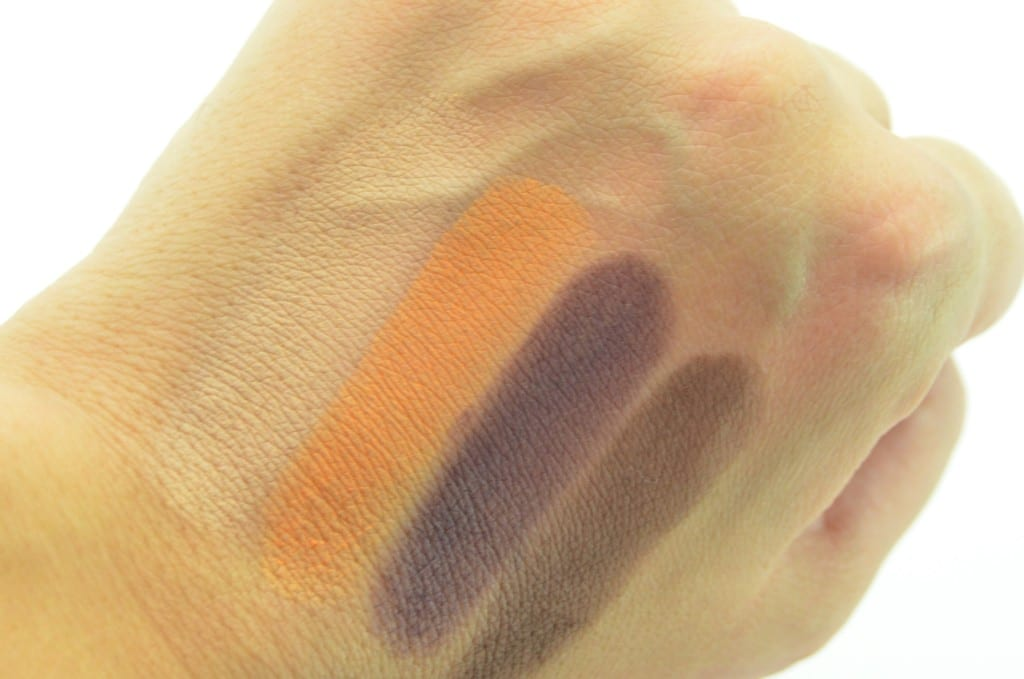 Avon True Color Matte Eyeshadow Quad in Desert Sunset