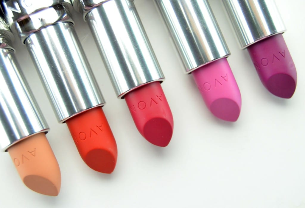 Avon True Colour Perfectly Matte Lipstick