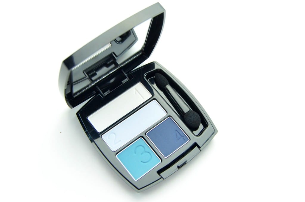 Avon True Color Matte Eyeshadow Quad in Tranquility