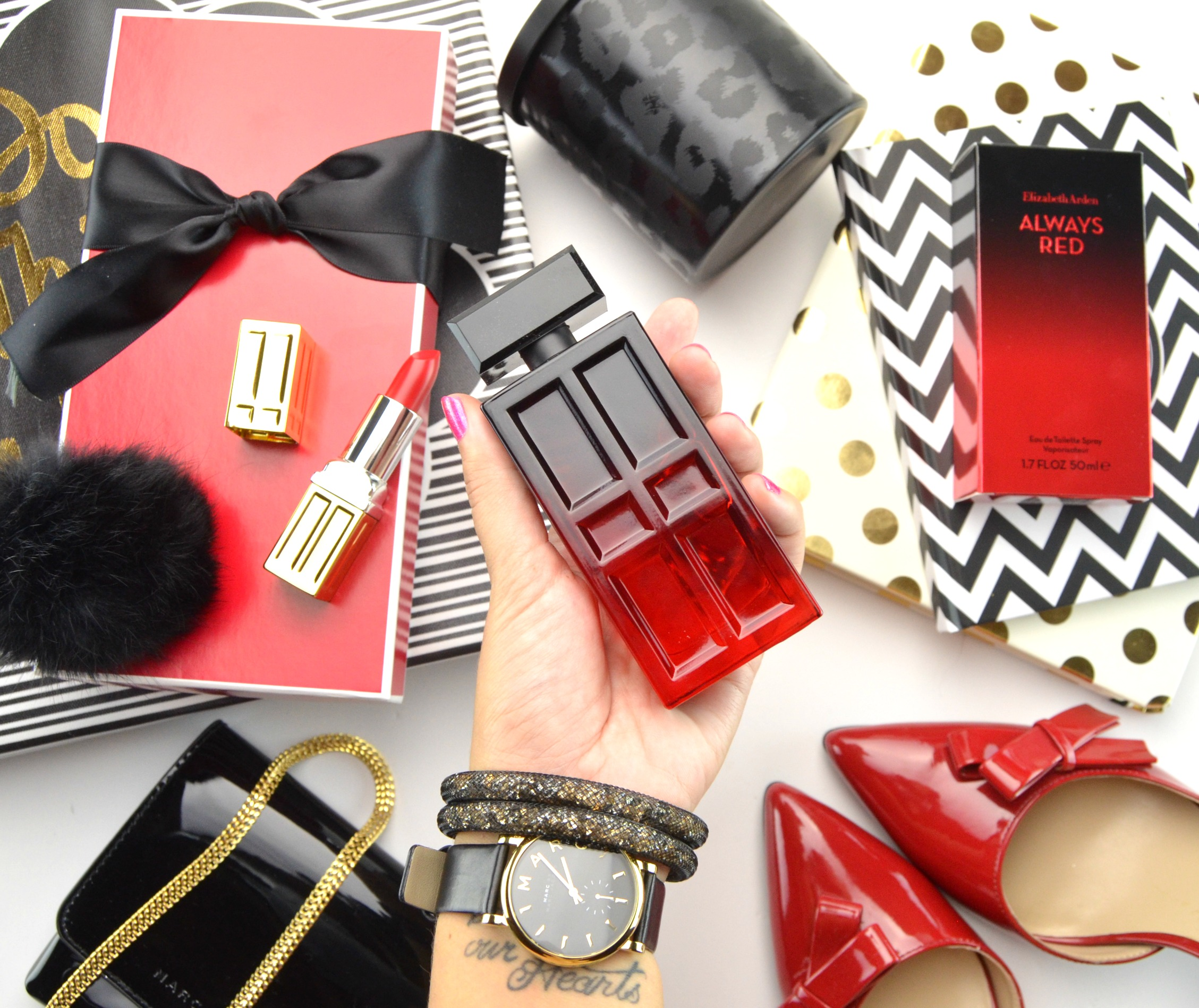 Elizabeth Arden Always Red (1)