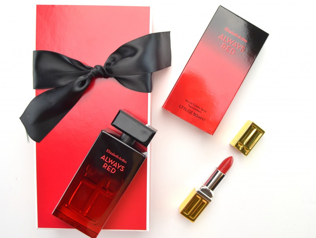 Elizabeth Arden Always Red perfume