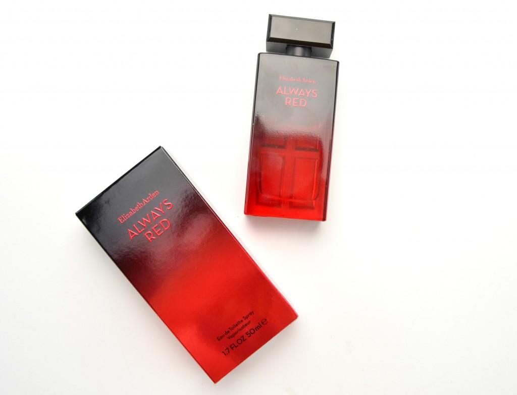 Elizabeth Arden Always Red perfume