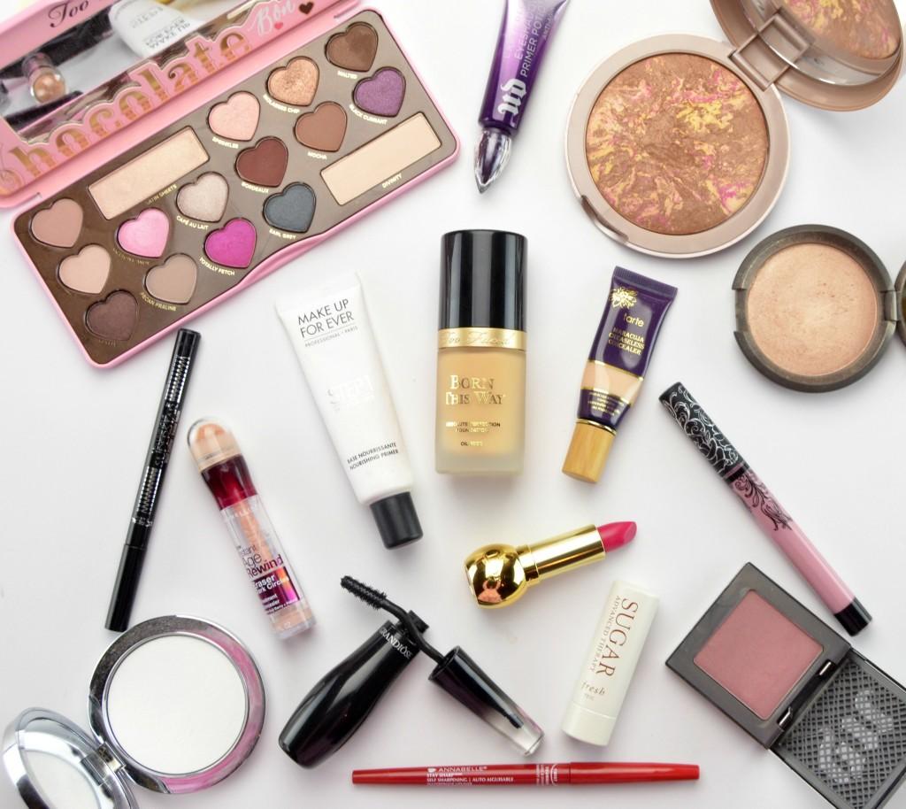 Best of Makeup 2015