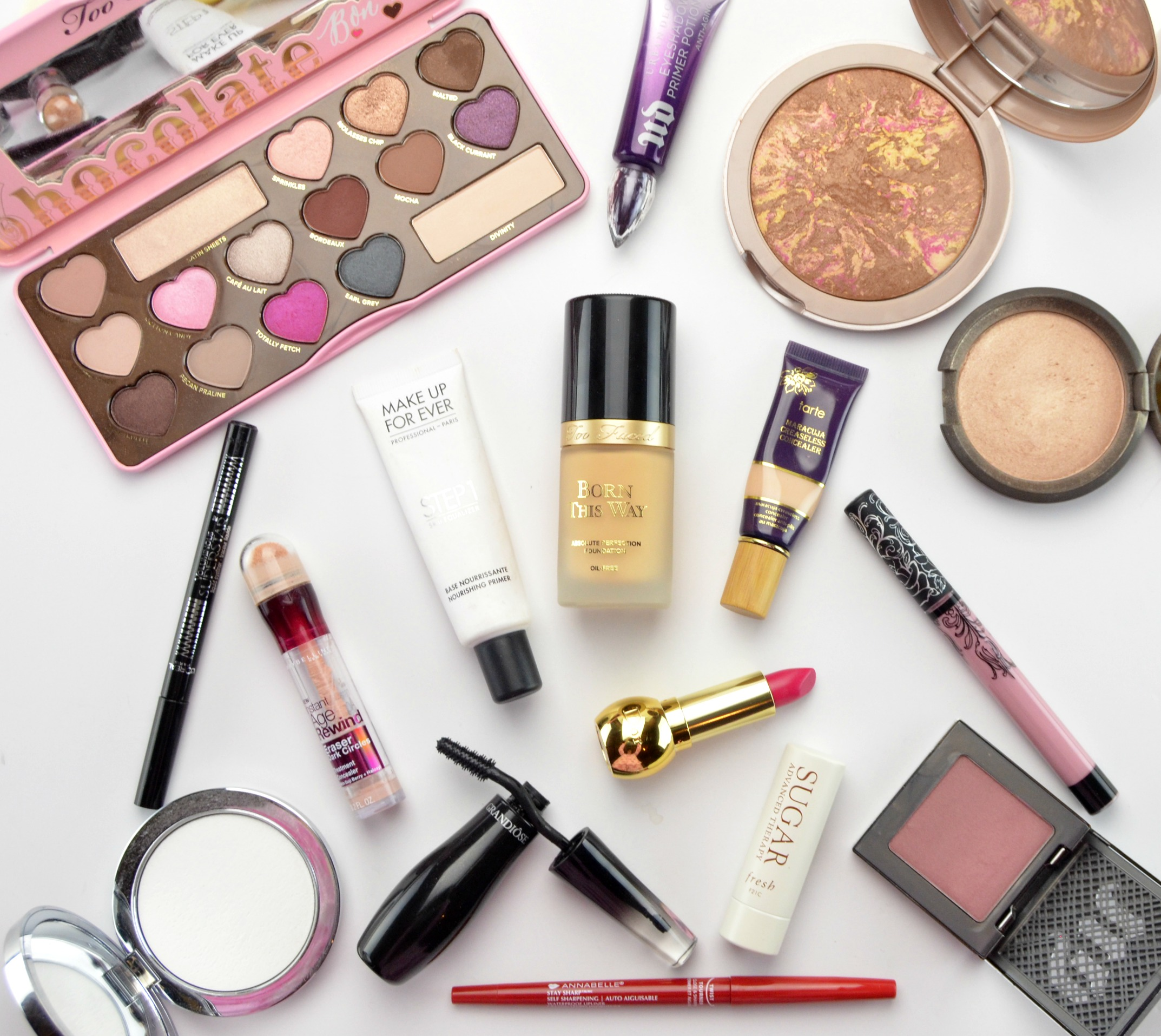 Favourite Beauty Products of 2015 (1)