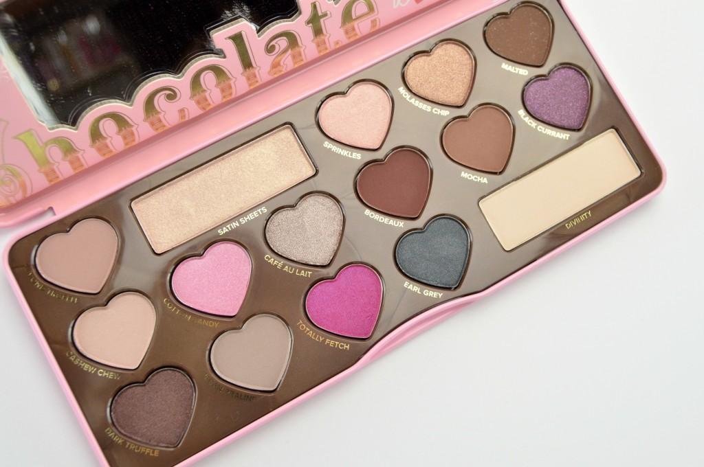 oo Faced Chocolate Bon Bons Eyeshadow Palette