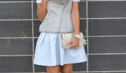 Grey Fur Vest  (1)