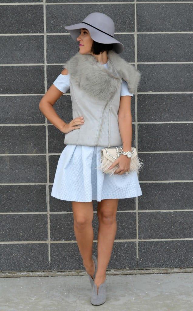 Grey Fur Vest (2)