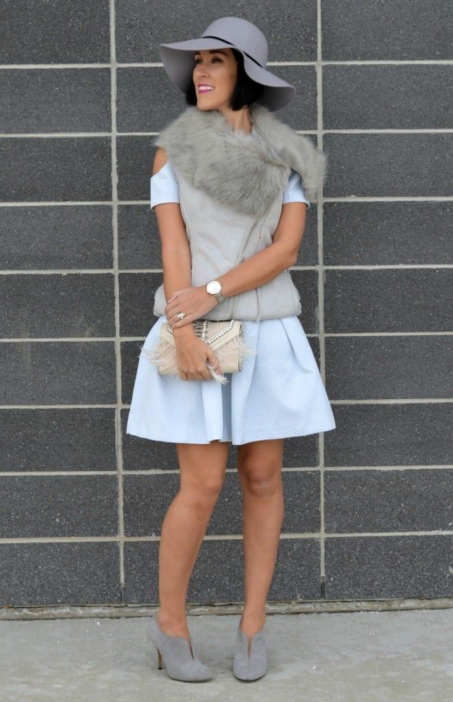 Grey Fur Vest (3)