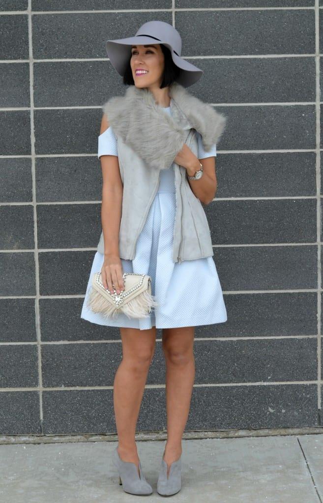 Grey Fur Vest (4)