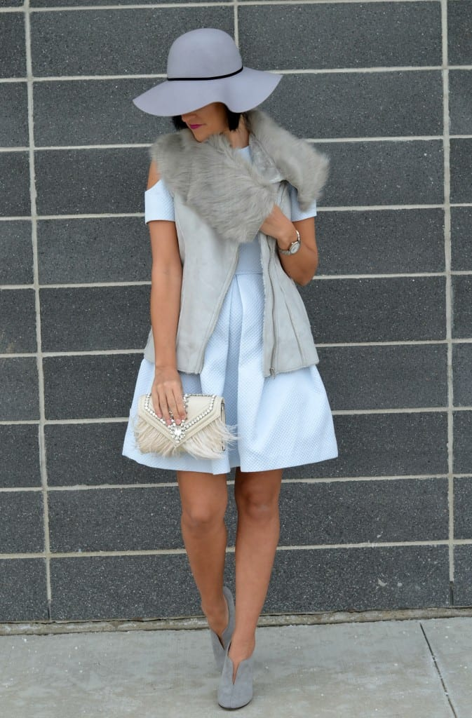Grey Fur Vest (5)