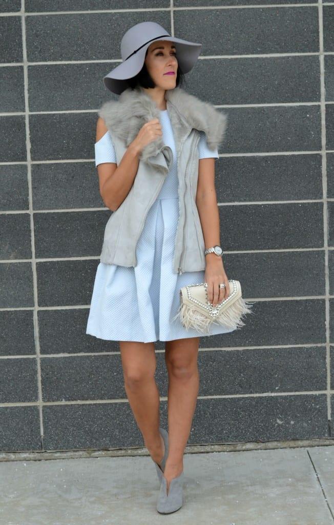 Grey Fur Vest (6)