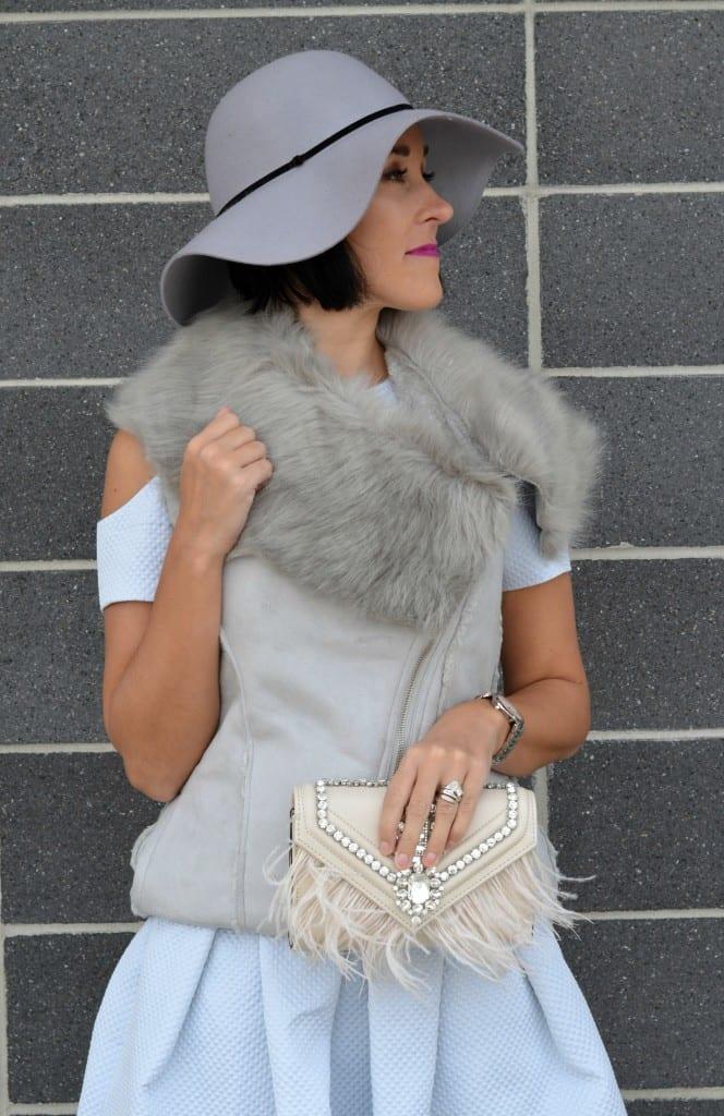 Grey Fur Vest (7)