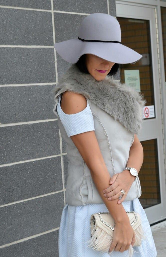 Grey Fur Vest (8)