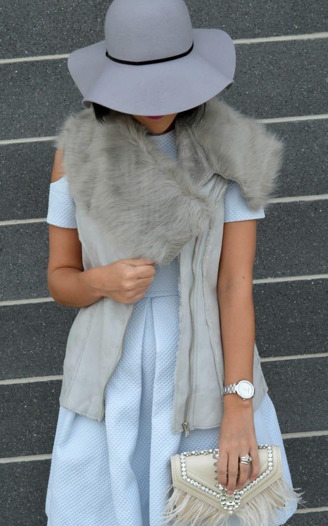 Grey Fur Vest (9)