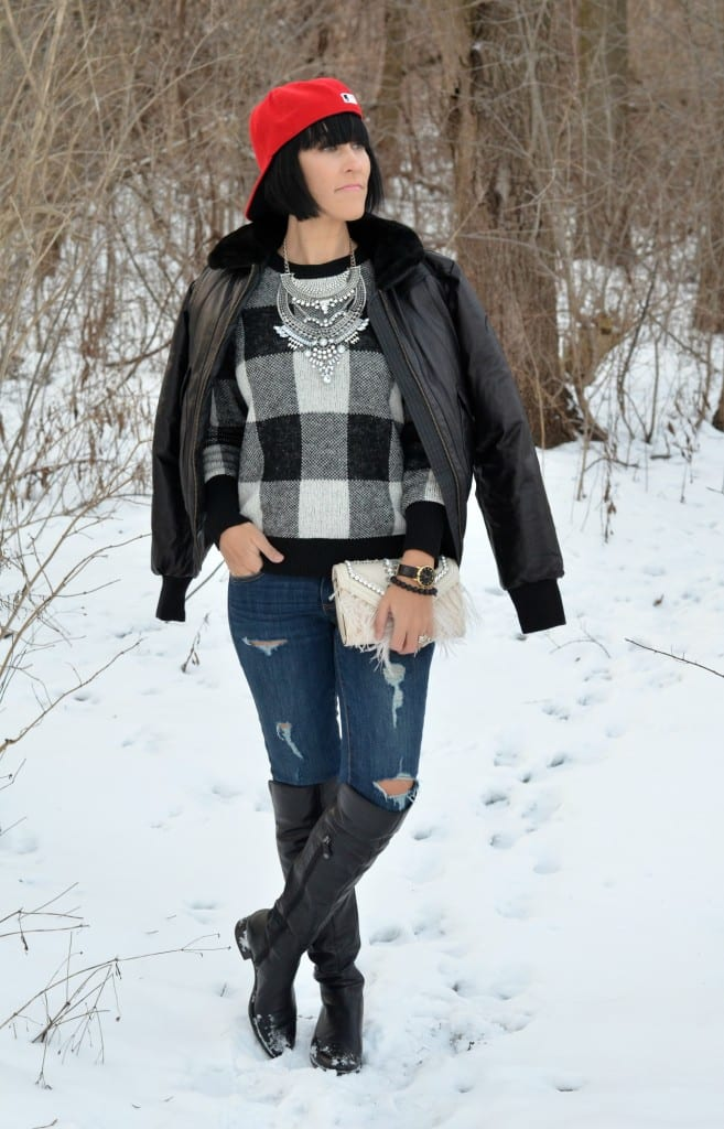 Happiness Boutique Statement Necklace (4)