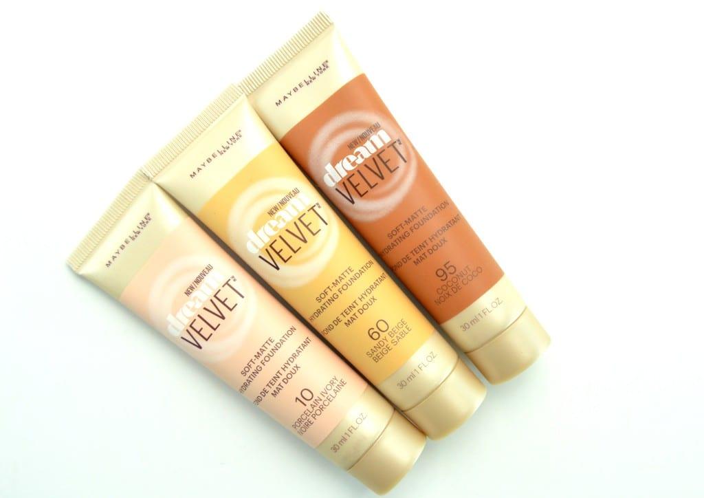 aybelline Dream Velvet Soft-Matte Hydrating Foundation