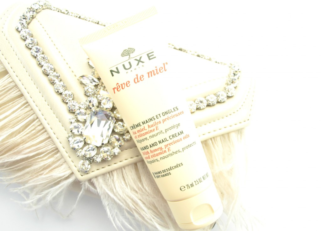 Nuxe Rêve de Miel Hand And Nail Cream