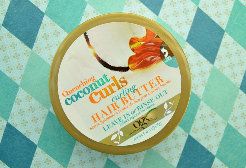 OGX Coconut Curls Curling Hair Butter