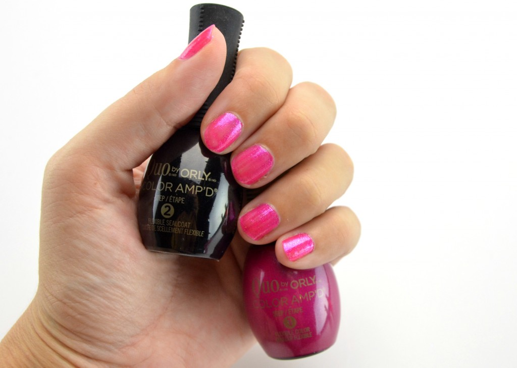 Quo by Orly Color Amp'd