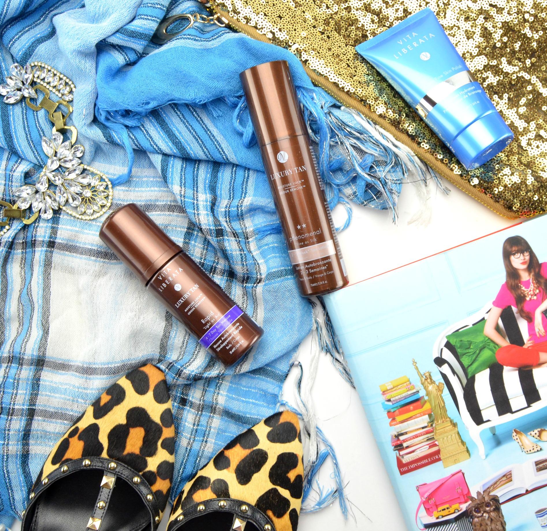 Vita Liberata Luxury Tan Tanning Travel Essentials Kit (1)