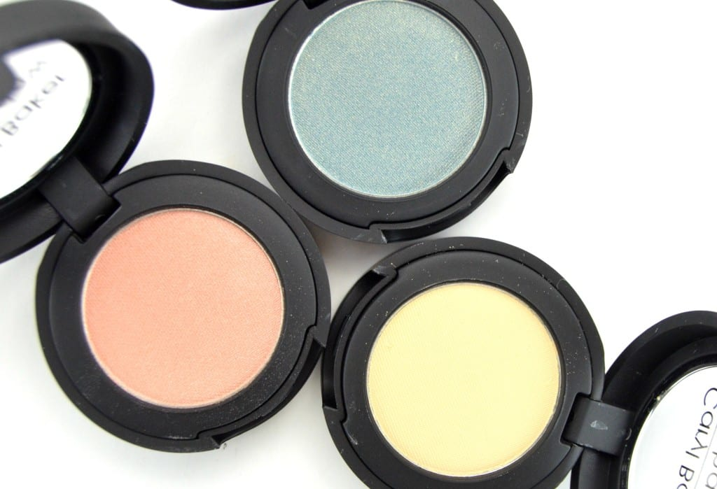 Caryl Baker Powder Eyeshadows