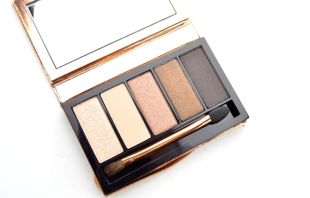 Clarins Natural Glow Eye Palette