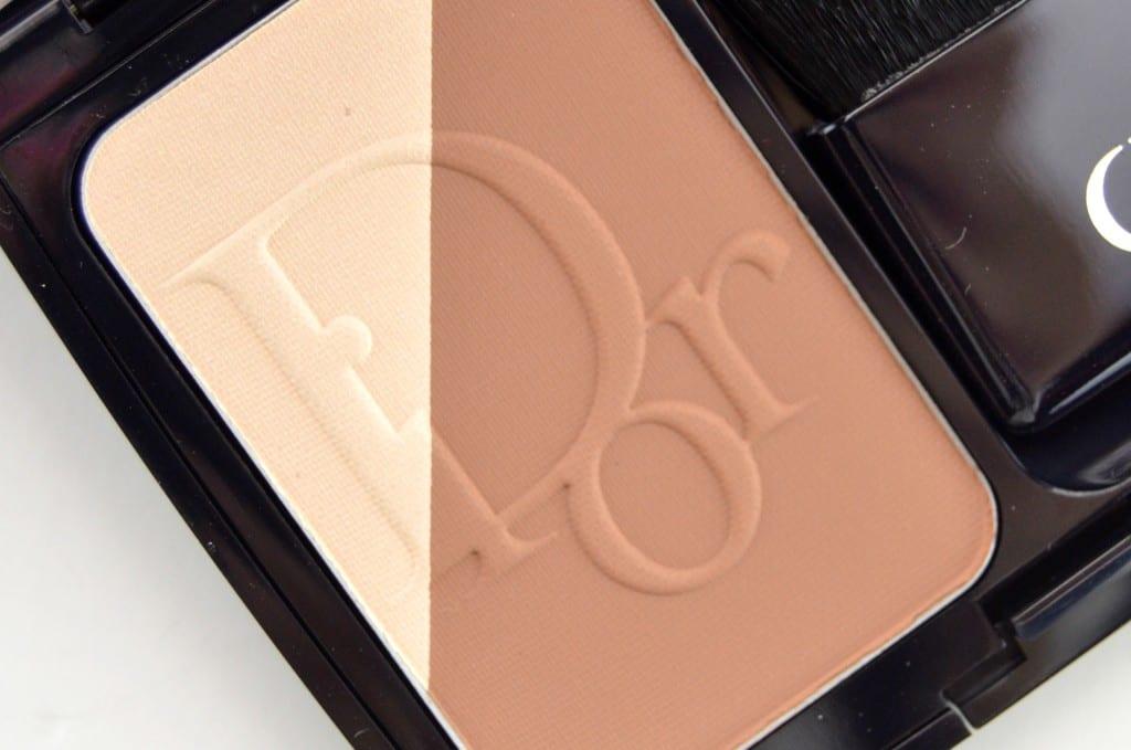 Dior Diorblush Sculpt Professional Contouring Powder Blush in Brown Contour