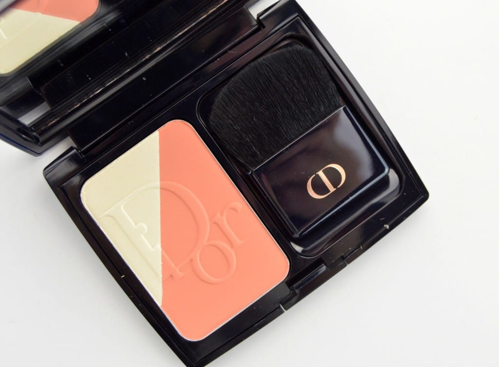 Dior Diorblush Sculpt Professional Contouring Powder Blush in Coral Shape