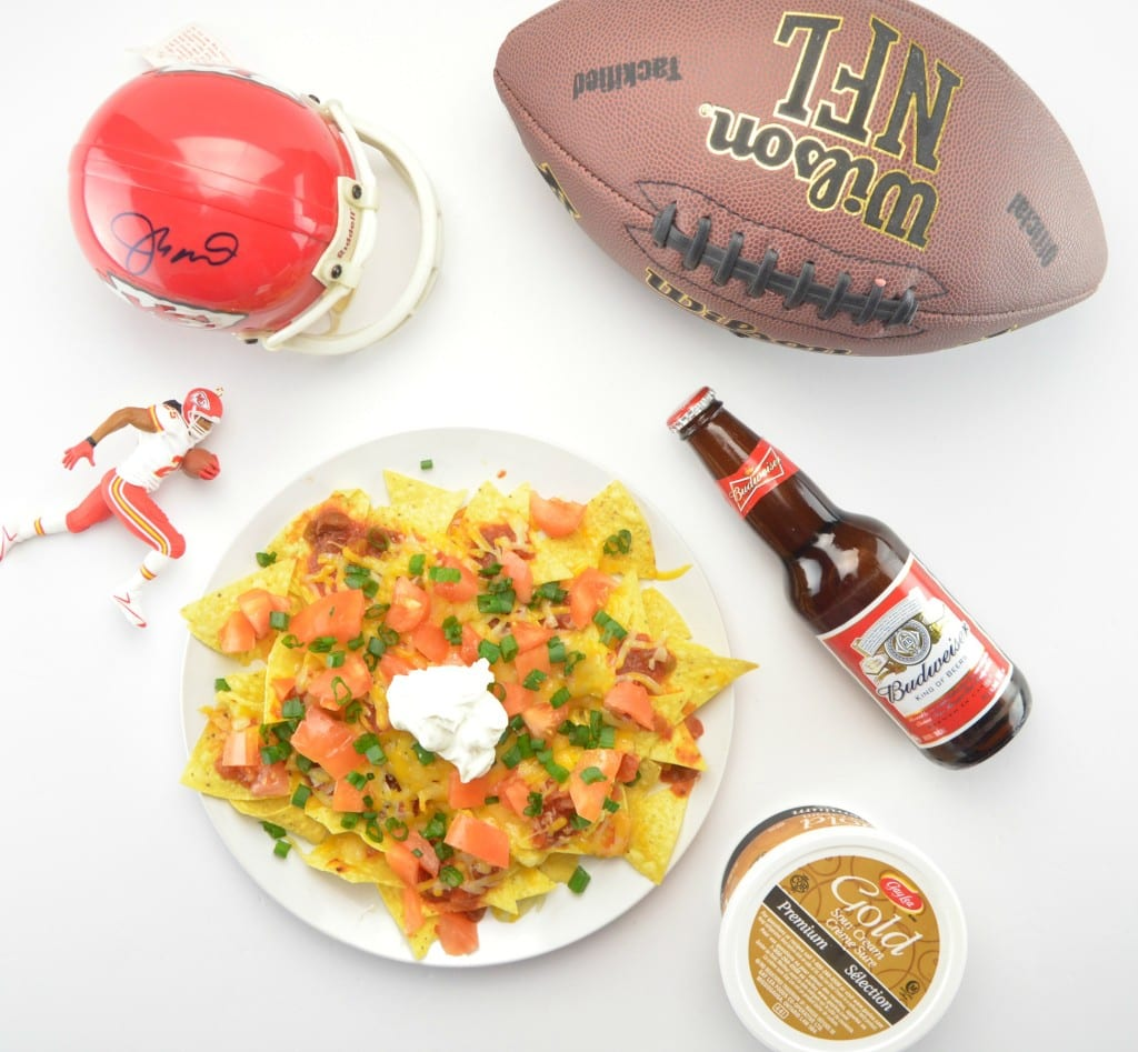 Super Bowl Snack That's Guaranteed To Score